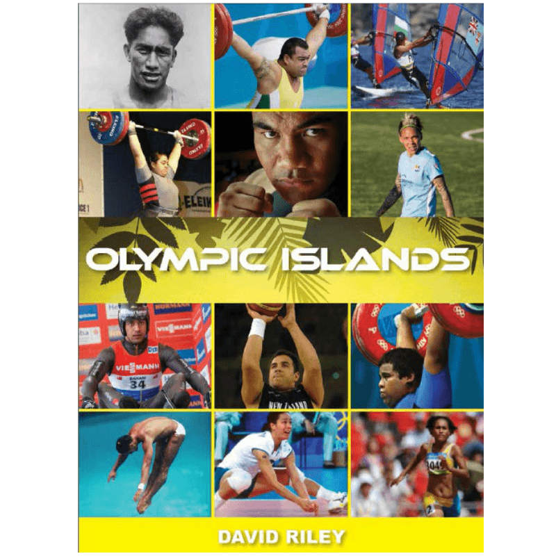 Olympic Islands by David Riley