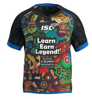 Teach with rugby league