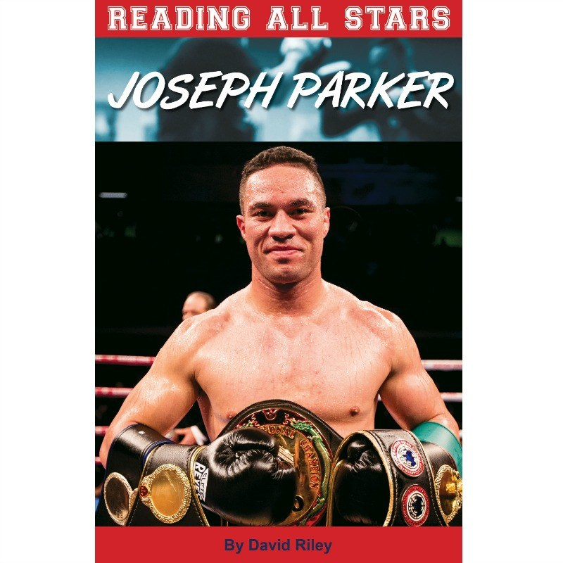 Reading All Stars Joseph Parker by David Riley