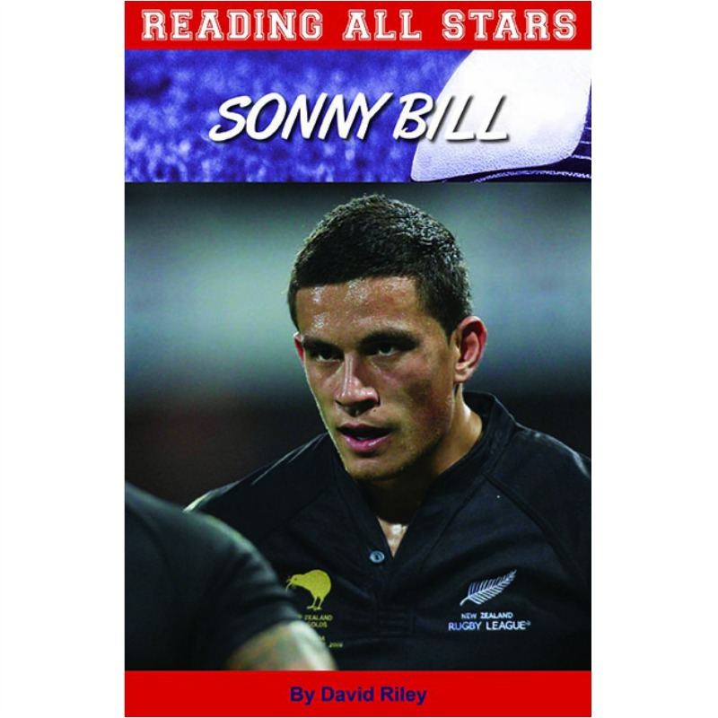 Reading All Stars Sonny Bill by David Riley