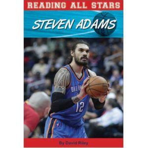 Reading All Stars Steven Adams by David Riley