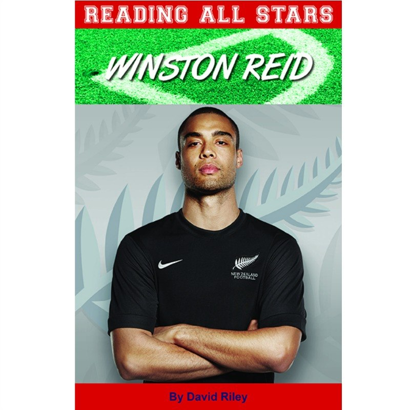 Reading All Stars Winston Reid by David Riley