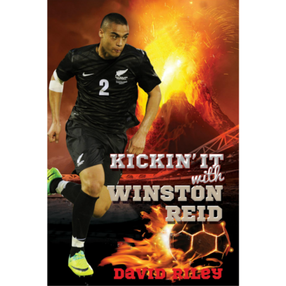 Kickin' It with Winston Reid by David Riley