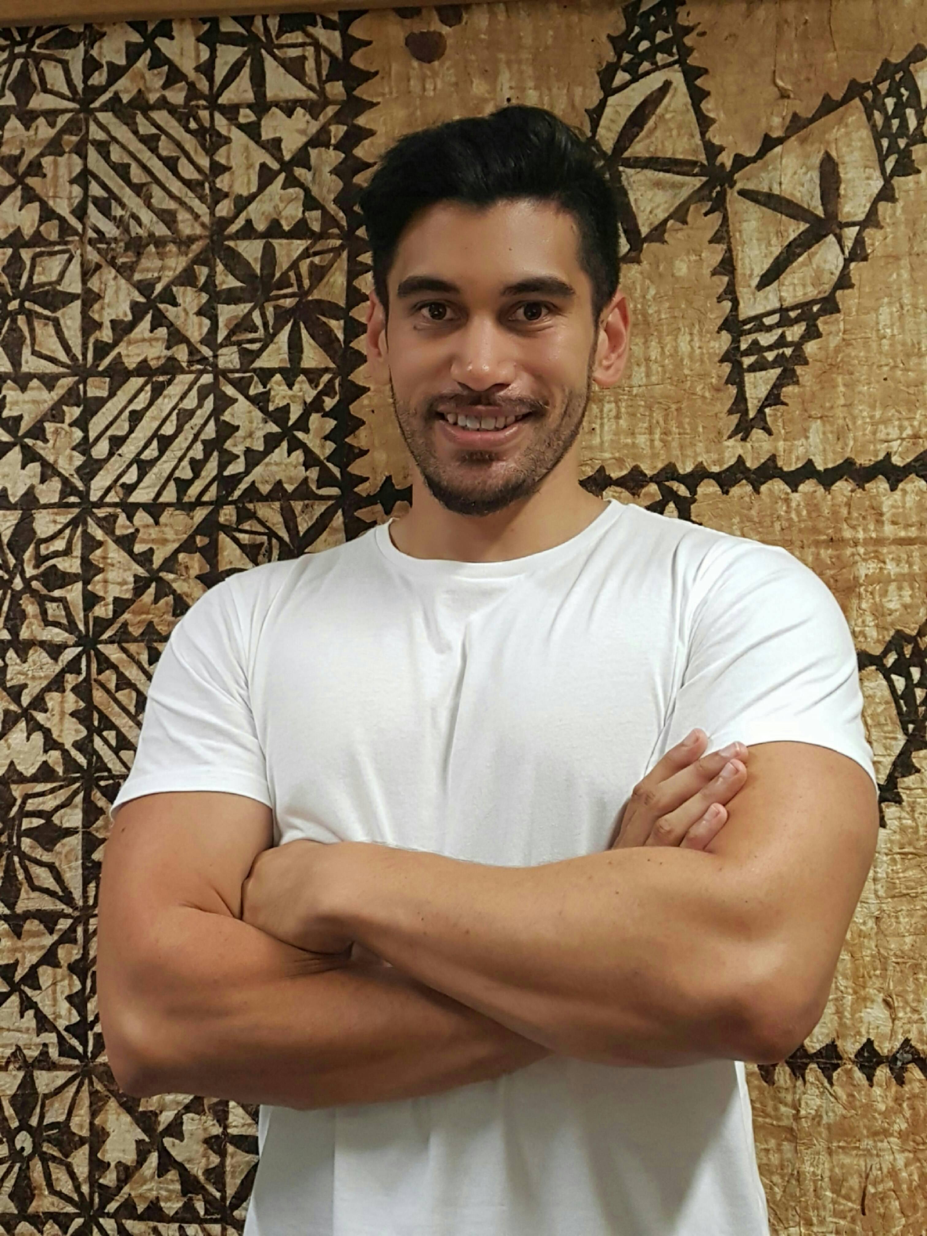 Cook Islands Heroes: Dr Sam Manuela