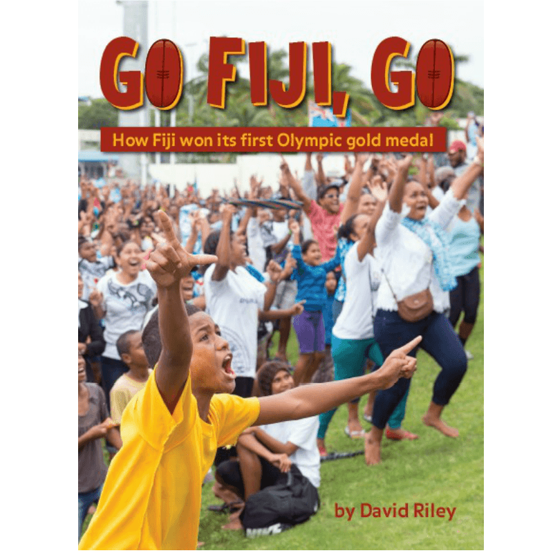 Go Fiji, Go by David Riley