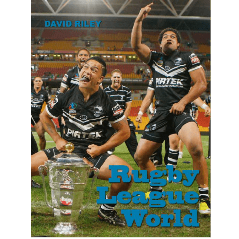 Rugby League World by David Riley