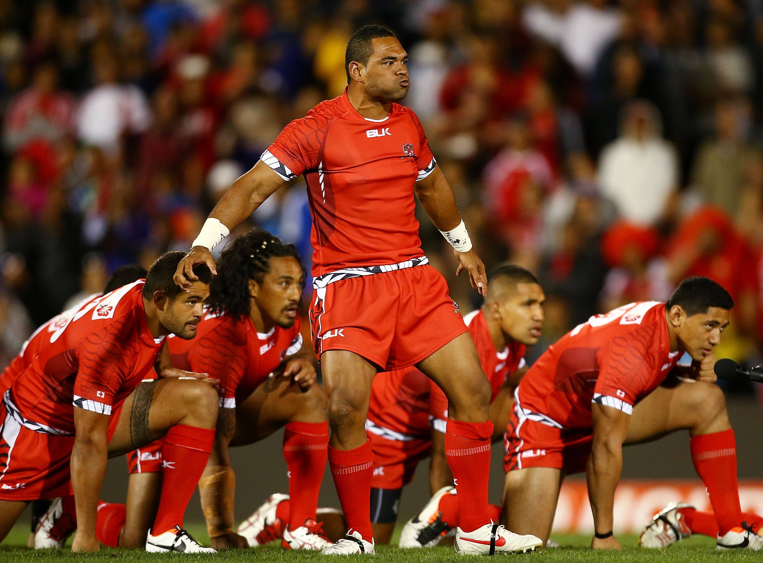 Rugby League History: Mate Ma'a Tonga
