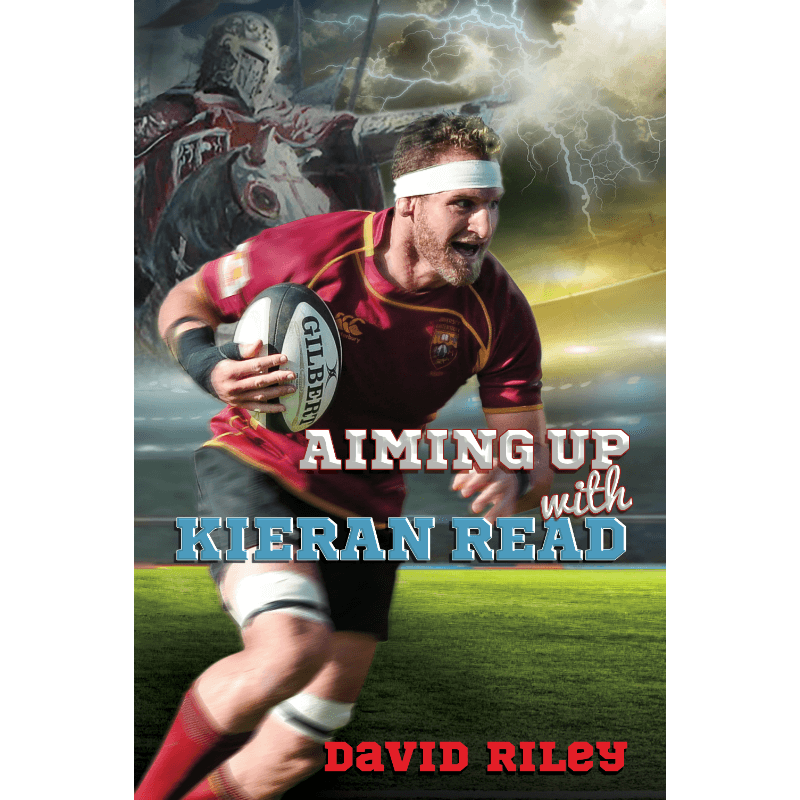 Kieran Read – Aiming Up