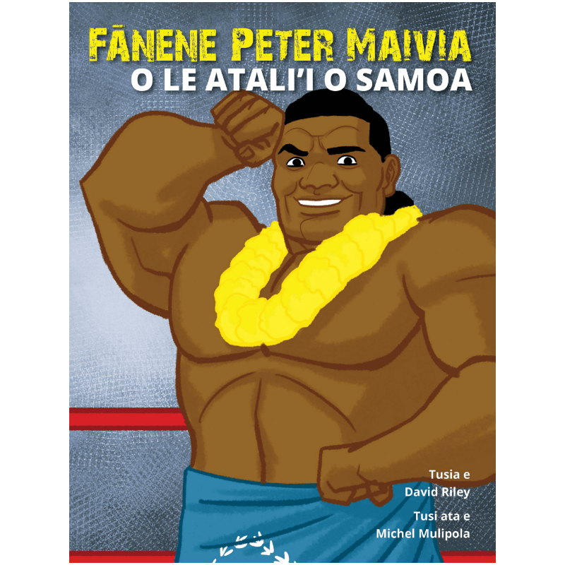 Fanene Peter Maivia by David Riley