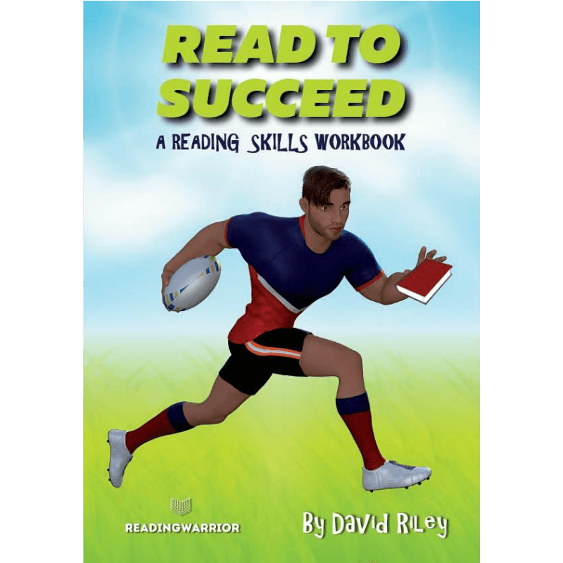 Read to Succeed by David Riley
