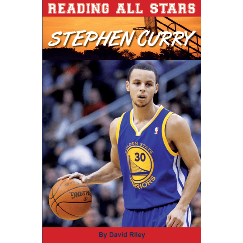 Stephen Curry by David Riley