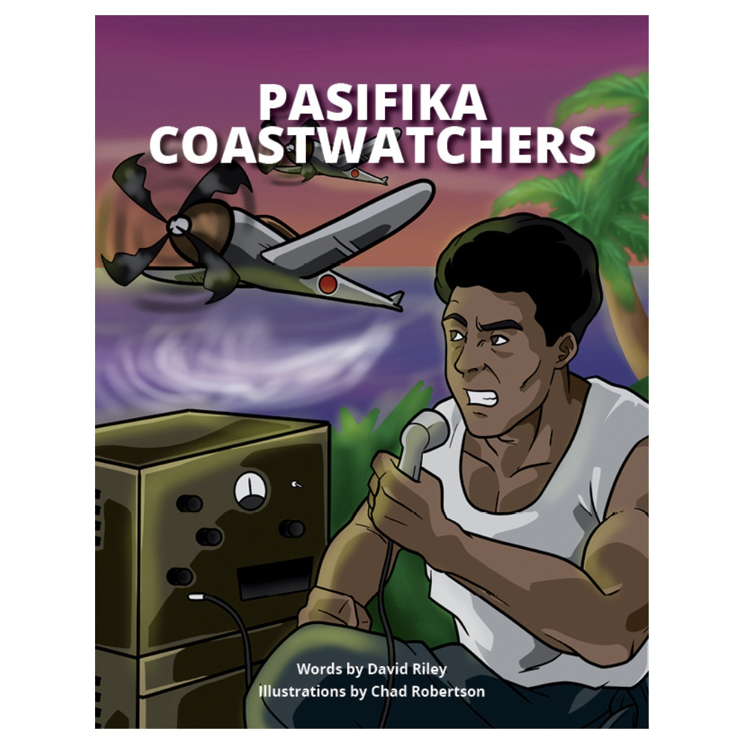 Pasifika Coastwatchers by David Riley