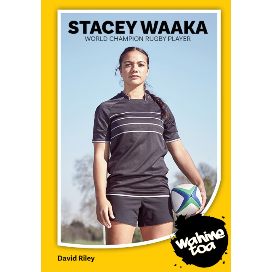 Stacey Waaka Wahine Toa by David Riley