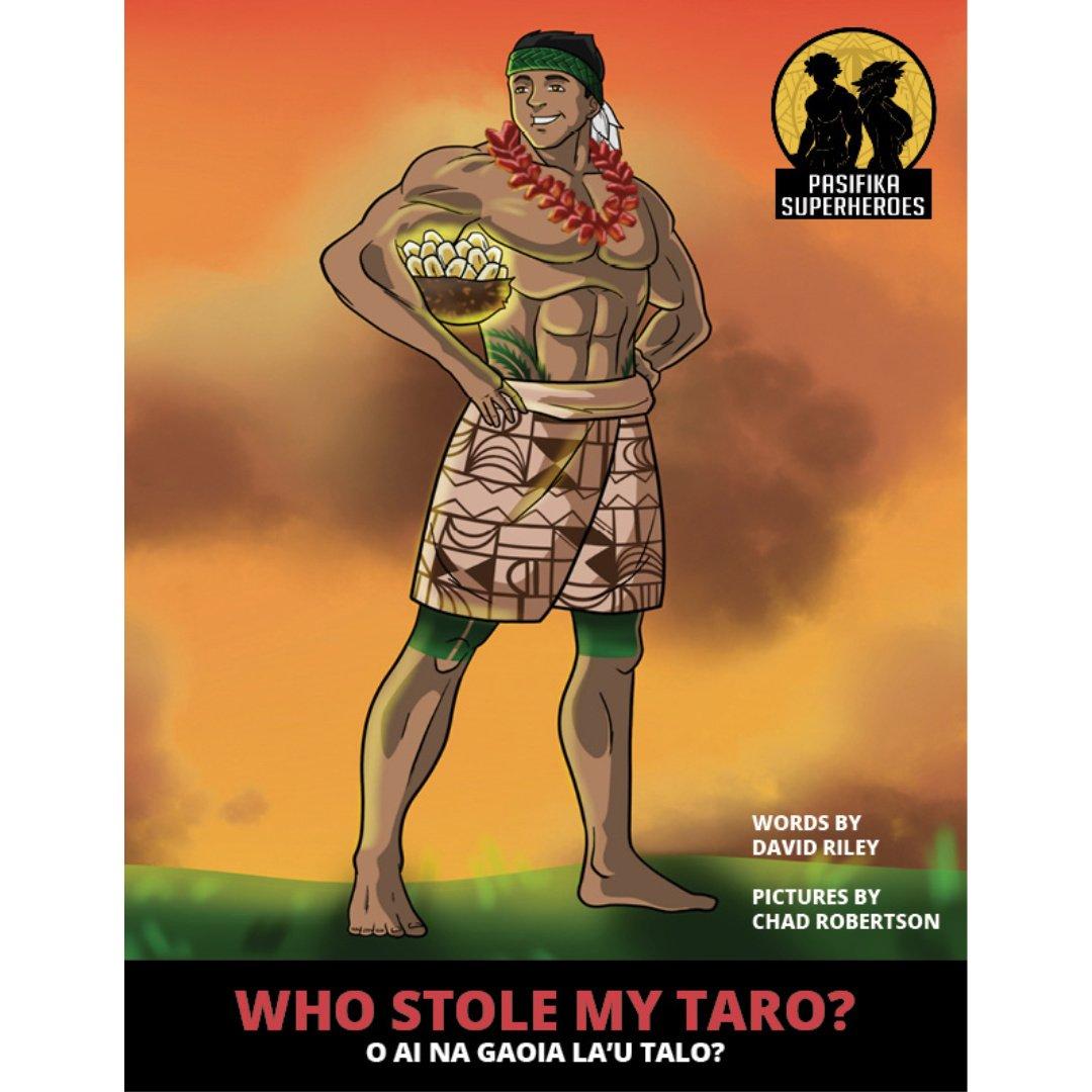 Who stole my taro?