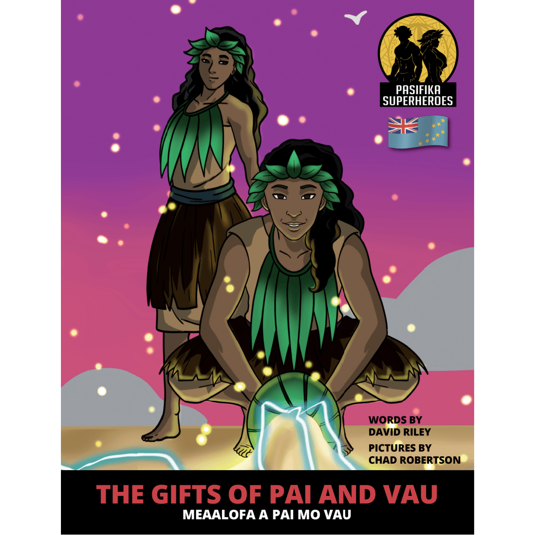 The Gifts of Pai and Vau by David Riley