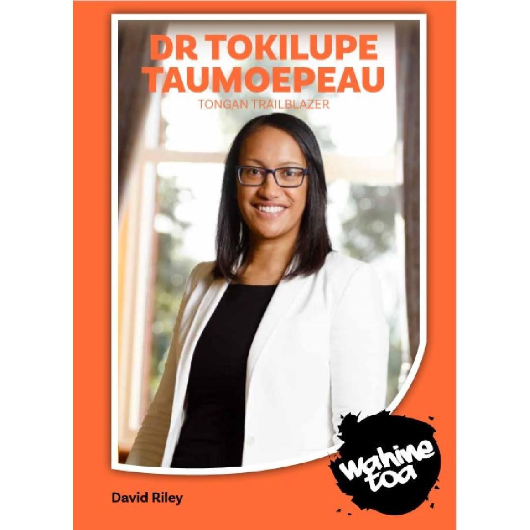 Dr Tokilupe Taumoepeau