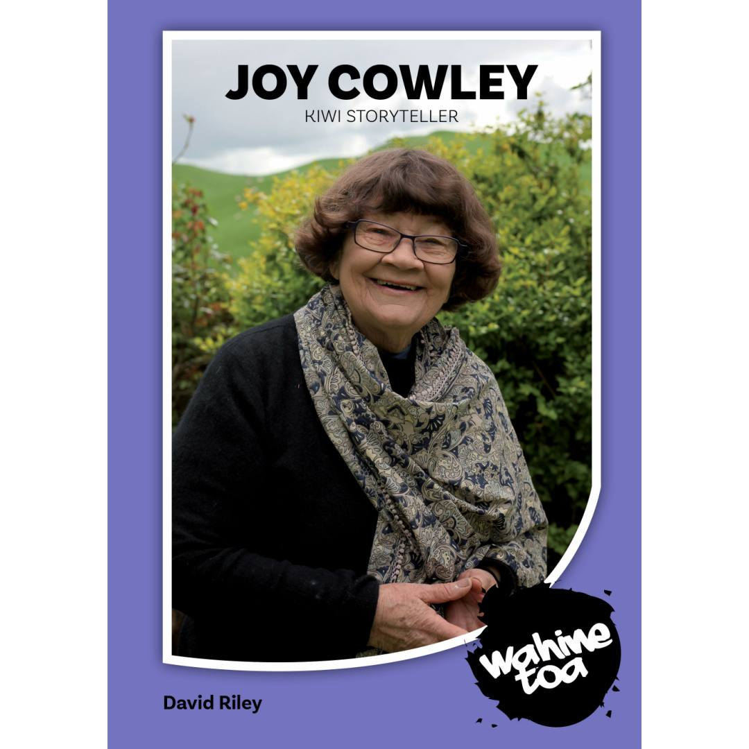 Joy Cowley: Kiwi Storyteller
