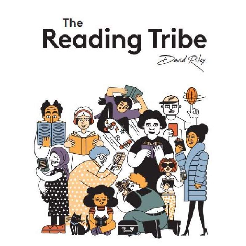 The Reading Tribe by David Riley